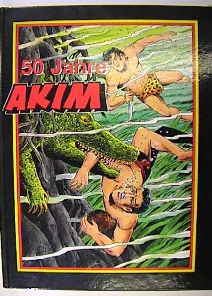 """Akim Buch """"50 Jahre"""" Fanclub Ausgabe"""
