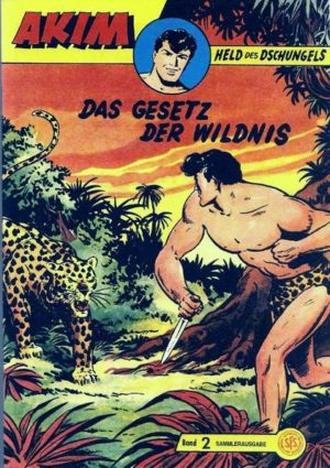 Akim Held des Dschungels Nr. 2 Hethke