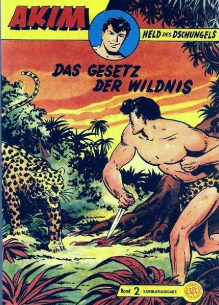 Akim – Held des Dschungels GB div. Nr. (1 – 88)