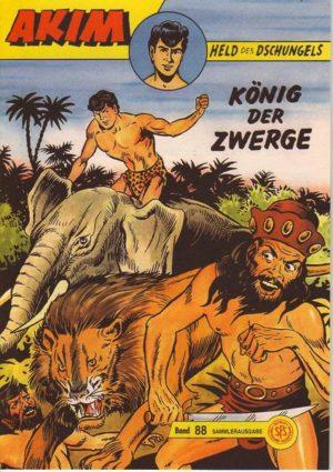 Akim Held des Dschungels Nr. 88 Hethke