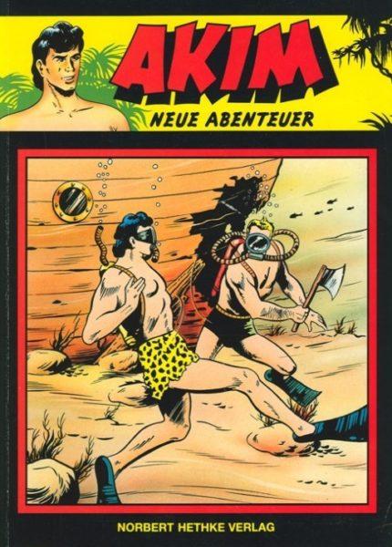 AKIM – Neue Abenteuer SC div. Nummern (01 – 15)