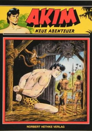 AKIM - Neue Abenteuer SC Nr. 21 Hethke
