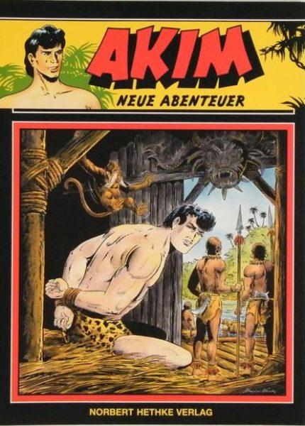 AKIM &#8211; Neue Abenteuer SC <br>Nummer 21