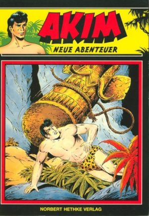 Akim Neue Abenteuer Nr. 27 Hethke