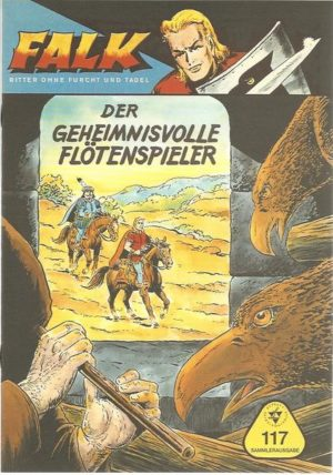 Falk Großband Nr. 117 Hethke