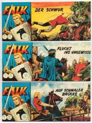Falk Piccolos 1 - 164 komplett Hethke