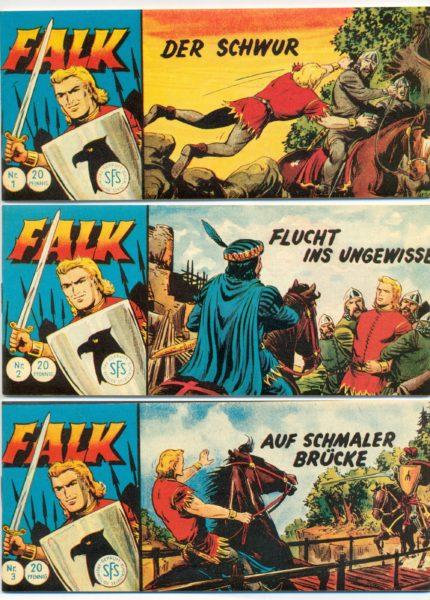 Falk Piccolos 1 – 164 komplett