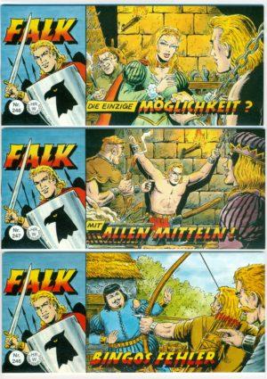 Falk Piccolos 165 - 284 komplett Hethke