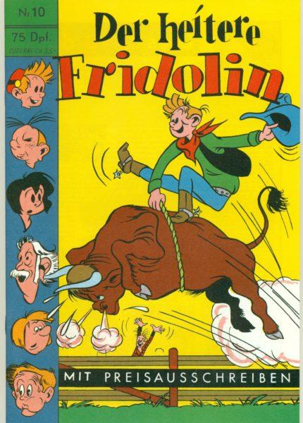 Der Heitere Fridolin Großbände 1 – 21 komplett
