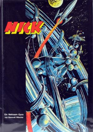 Nick Bücher Hethke