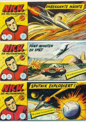 Nick Piccolos 1 - 139 komplett