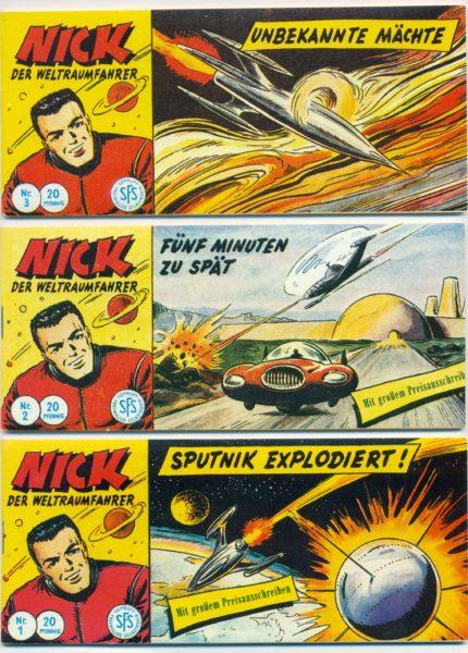 Nick Piccolos 1 – 139 komplett