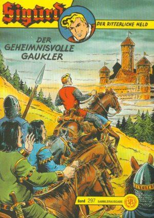 Sigurd Großband div. Nr. 297 - 324