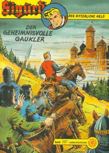 Sigurd Großband div. Nr. 297 – 324