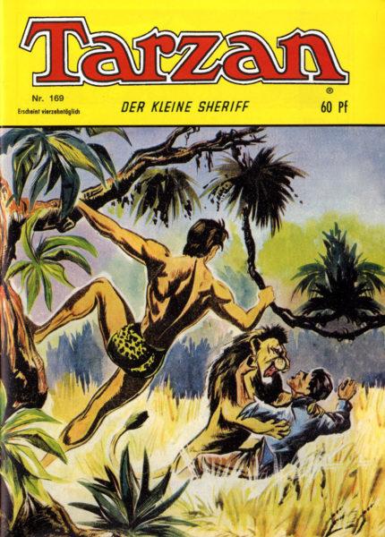 Tarzan Mondial (komplett 1- 169)