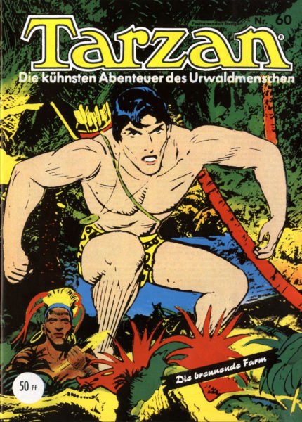 Tarzan Mondial (div. Nr. 51 – 169)