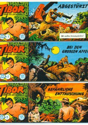 Tibor Piccolos 1 - 187 komplett Hethke