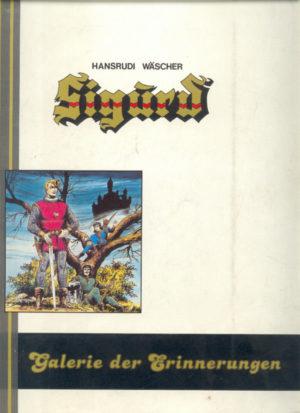 Sigurd Portfolio Mappe - Galerie der erinnerungen