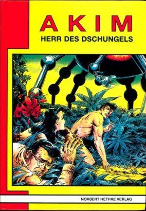 Akim Bücher Herr des Dschungels Nr. 9 Hethke