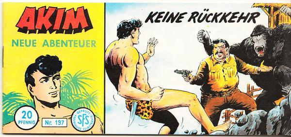 Akim Neue Abenteuer - Piccolo Nr. 197