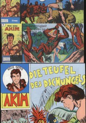 Akim Neue Serie Doppel-Piccolos Hethke