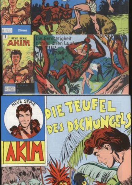 Akim Neue Serie Piccolos/Doppel-Piccolos 1 – 48 kpl.