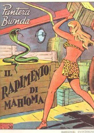 Blonder Panther Nr. 1 1981 GBÜ Hethke