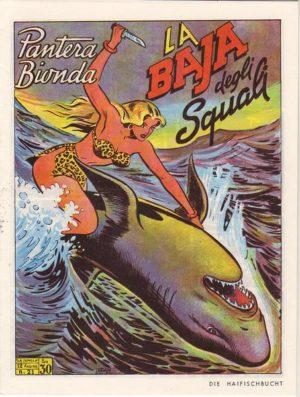 Blonder Panther 1981 GBÜ Nr. 21 Hethke