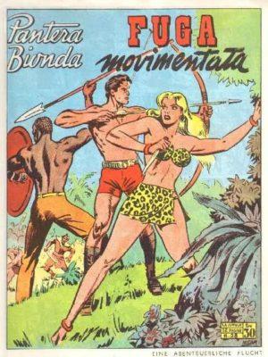 Blonder Panther 1981 GBÜ Nr. 30 Hethke