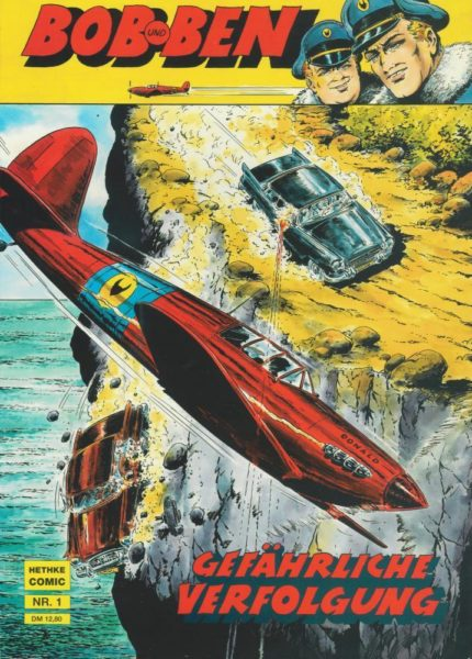 Bob und Ben Softcover Alben<br> 1 &#8211; 8 komplett