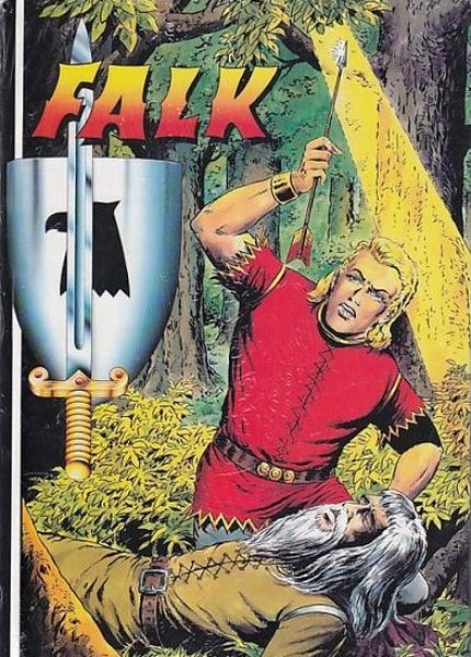 Falk Bücher – <br>Nr. 1 -25 komplett