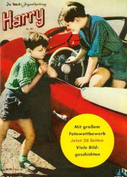 Harry Bunte Jungendzeitung<br>87 – 96 komplett