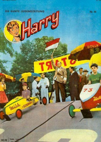 Harry Bunte Jungendzeitung<br>1 – 51 einzeln