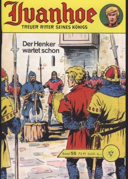 Ivanhoe Kleinbände div. Nr. (1 – 92)
