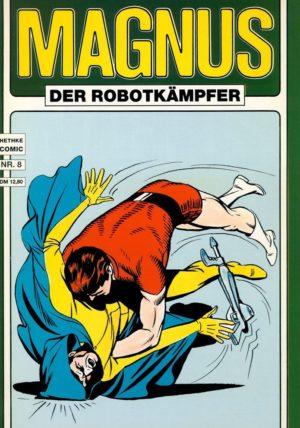 Magnus der Robotkämpfer SC Nr. 8 Hethke