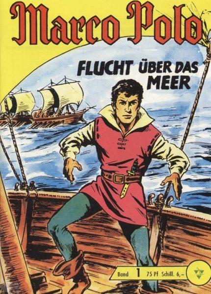 Marco Polo (Breling Verlag) <br>1 – 26 komplett