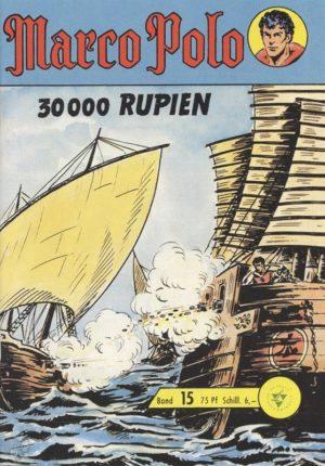 Marco Polo Nr. 15 breling