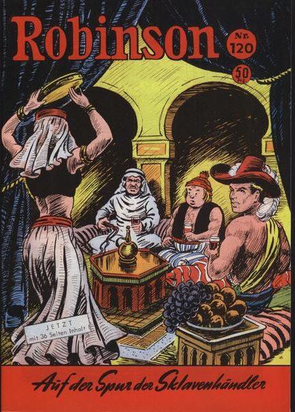 Robinson Crusoe  Hethke<br>Nr. 1 – 125 komplett