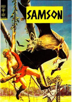 Samson BSV Nr. 1 - 16 kpl.