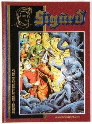 Sigurd Luxusausgaben Nummer 1 -50 komplett