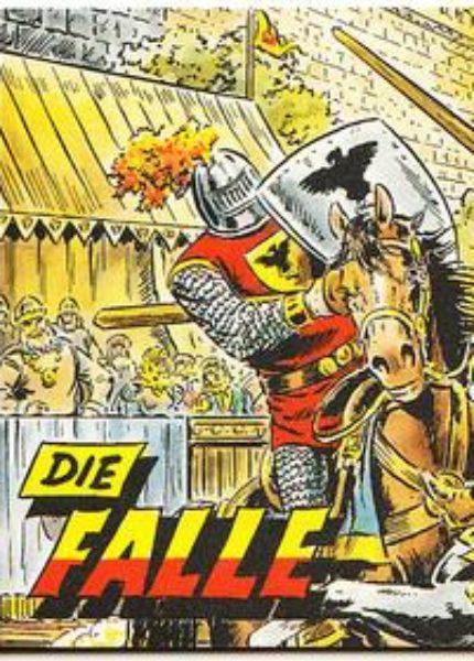 Sigurd Piccolo Nr. 1 – Die Falle – Version Eintritt Köln