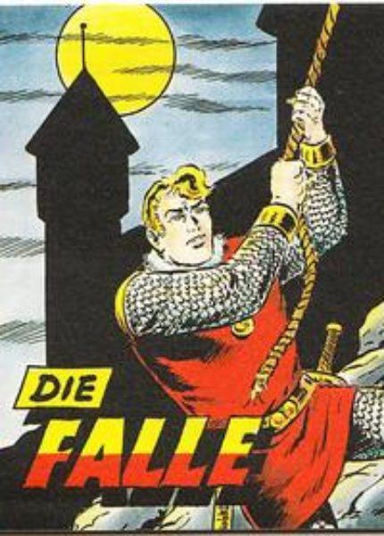 Sigurd Piccolo Nr. 1 – Die Falle – Version zum Buch 50 Jahre