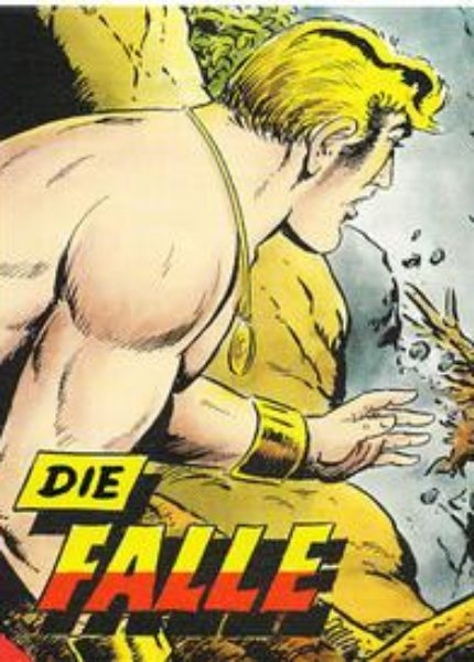 Sigurd Piccolo Nr. 1 – Die Falle – Sonderedition