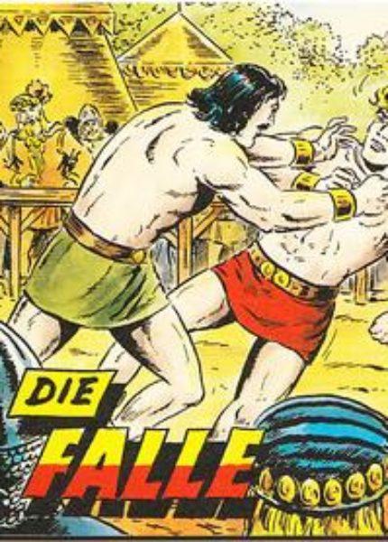 Sigurd Piccolo Nr. 1 – Die Falle – Version Sprechblase