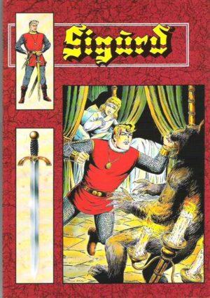 Sigurd Sonderbände (rot) Nr. 22 Hethke