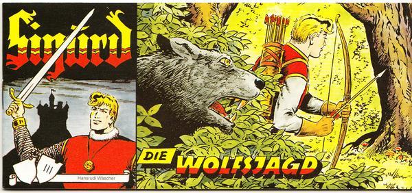 Sigurd Piccolo - Die Wolfsjagd - Eintritt Köln
