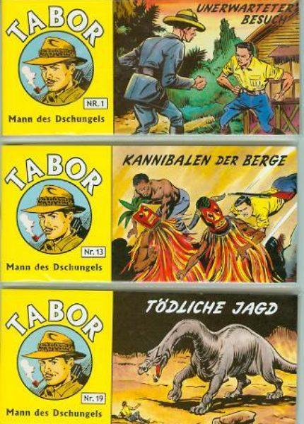 Tabor Piccolos <br>Nr. 1-30 CCH – komplett