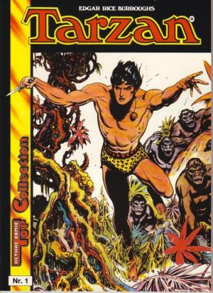 Tarzan Softcover Top Collection Nr. 1