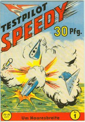 Testpilot Speedy Nr. 1 Jupiter Verlag