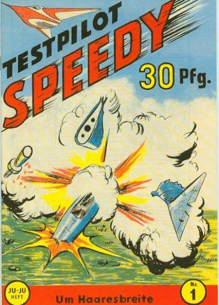 Testpilot Speedy <br>1 – 27 komplett